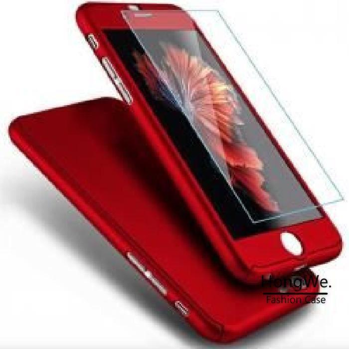 coque iphone 7 integrale plastique