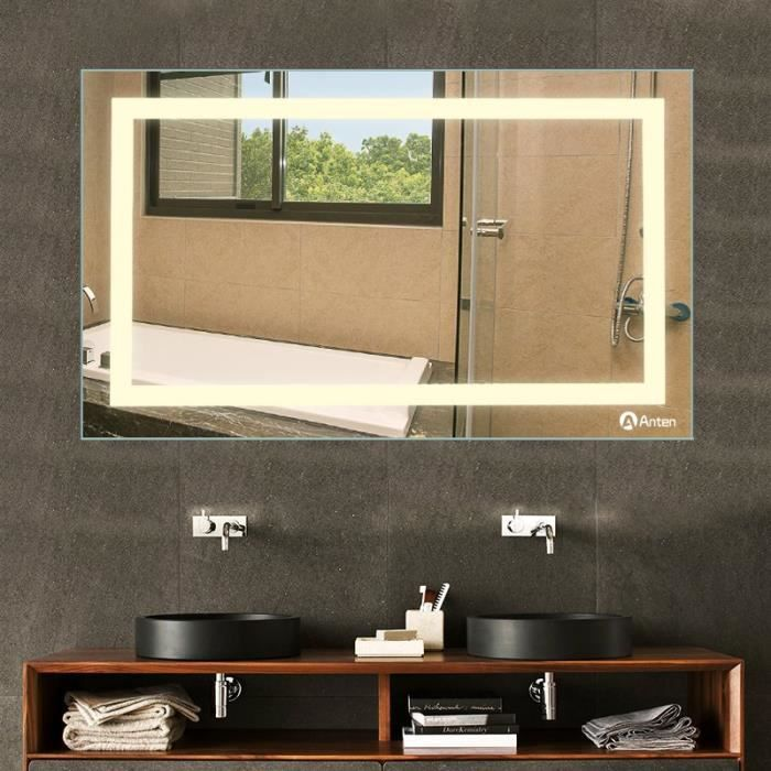 eclairage miroir salle de bain. Black Bedroom Furniture Sets. Home Design Ideas