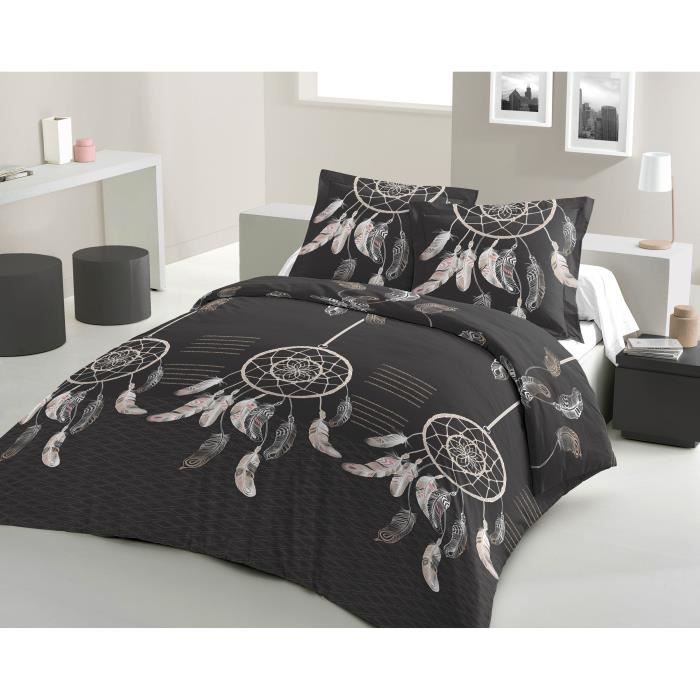 housse de couette 220x240 attrape reves achat vente pas cher. Black Bedroom Furniture Sets. Home Design Ideas
