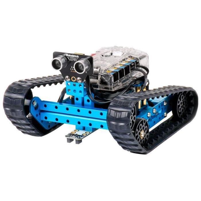 ROBOT - MAKEBLOCK ANIME ANIME Robot Educator Ranger - Bleu