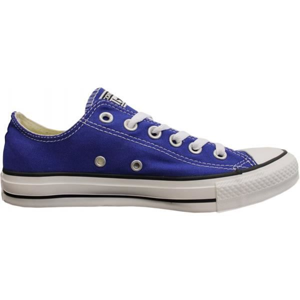 CONVERSE ALL STAR CHUCK TAYLOR OX basse bleu royal Bleu Bleu ...