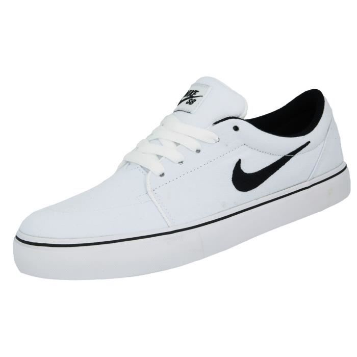 chaussure toile homme nike