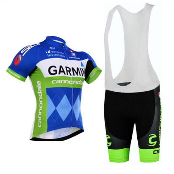 cannondale GARMIN Cycling Jersey Ropa Ciclismo MTB Bike Race Vêtements de  plein air Fitness Porter Tight Quick Dry 278b662a6