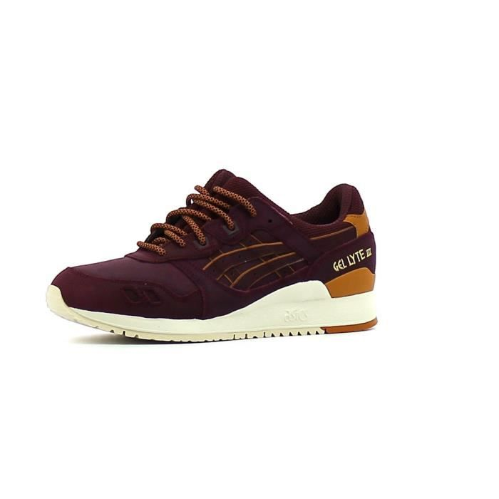 asics gel lyte 3 marron