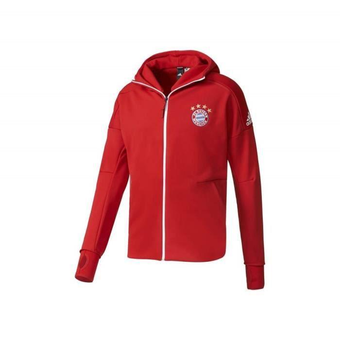 Veste Anthem Z.N.E. FC Bayern Munich adidas Prix pas cher