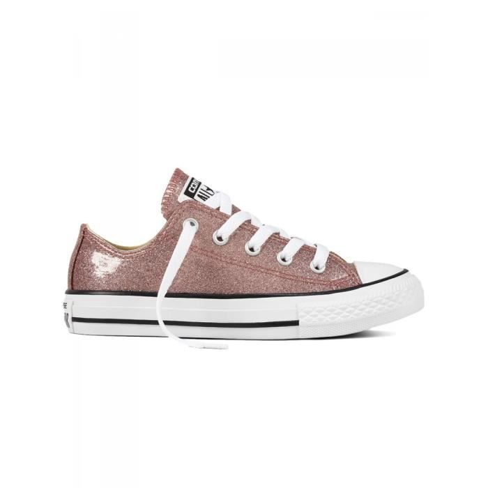 cefd756bc4a94 converse rose fille