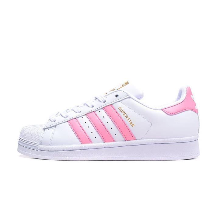 adidas femme rose chaussure