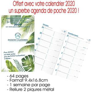 Calendrier 2020 Johnny Hallyday Officiel.Calendrier 2020 Achat Vente Pas Cher Black Friday Le