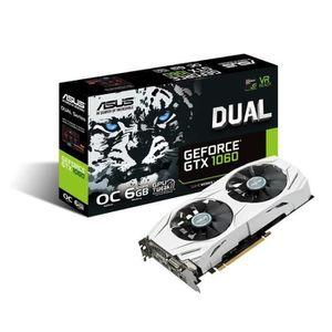 CARTE GRAPHIQUE INTERNE Asus Carte graphique GeForce® GTX 1060 DUAL O6G 6G