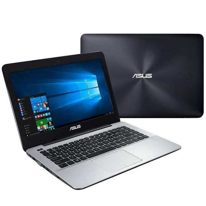 asus pc portable r455lj wx275t cran 14 reconditionn. Black Bedroom Furniture Sets. Home Design Ideas