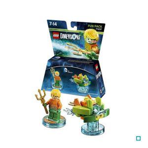 FIGURINE DE JEU Figurine LEGO Dimensions - Aquaman - DC Comics