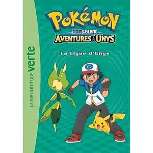 Livre 9 -12 ANS Pokémon noir et blanc Tome 10