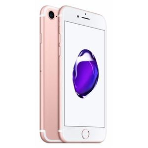 SMARTPHONE RECOND. APPLE iPhone 7 32go Rose Or
