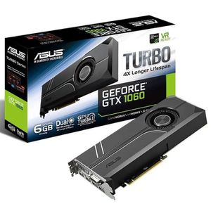 CARTE GRAPHIQUE INTERNE Carte graphique GeForce GTX 1060 TURBO 6G