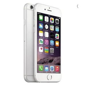 SMARTPHONE RECOND. iPhone 6 Argent 16 Go Débloqué - Reconditionné à N