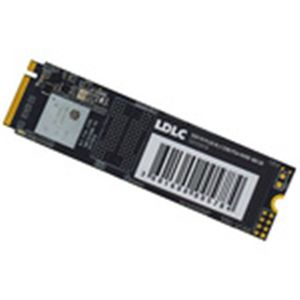 DISQUE DUR SSD LDLC SSD F8 PLUS M.2 2280 PCIE NVME 120 GB - SSD 1