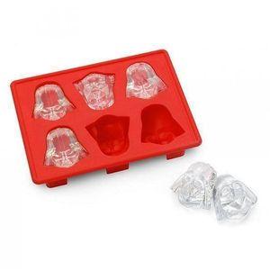 2X 3D silicone Death Star Ice Cube Ronde À faire soi-même Moule Pudding gelée Moule glaçons