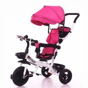 TRICYCLE LOLO     Tricycle  6en1  bébé-enfant  vélo  évolut