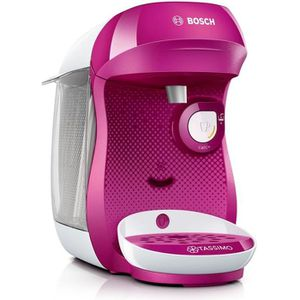 MACHINE À CAFÉ BOSCH TAS1001 Tassimo Happy - Rose