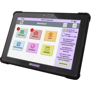 TABLETTE TACTILE FACILOTAB Tablette tactile L Onyx - 10,1