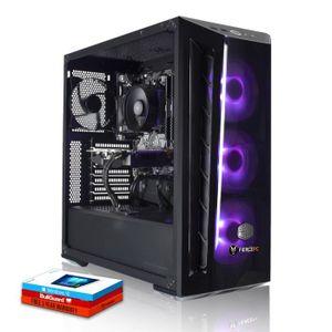 UNITÉ CENTRALE  Fierce Explorer PC Gamer de Bureau - AMD Ryzen 9 3