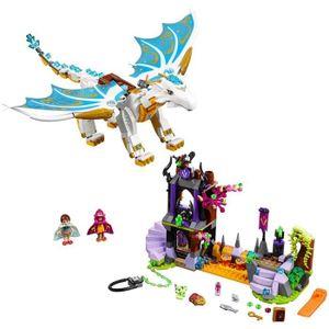 ASSEMBLAGE CONSTRUCTION LEGO Sauvetage des elfes Reine du Dragon 41179 Cre