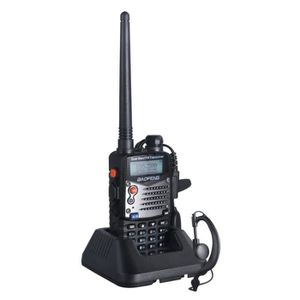 TALKIE-WALKIE Talkie-walkie baofeng UV-5RA+ 5W FM radio VHF + UH