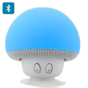 ENCEINTE NOMADE Enceinte Bluetooth Bleu waterproof