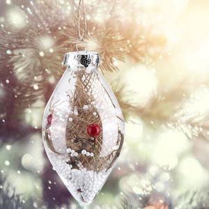 Babioles de Noël Décorations Ply Bois Set x 6 livraison gratuite au Royaume-Uni.