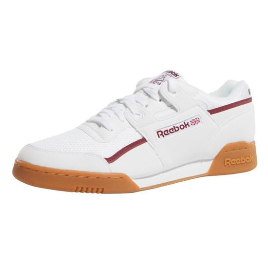 Reebok Homme Chaussures Baskets Workout Plus MVS