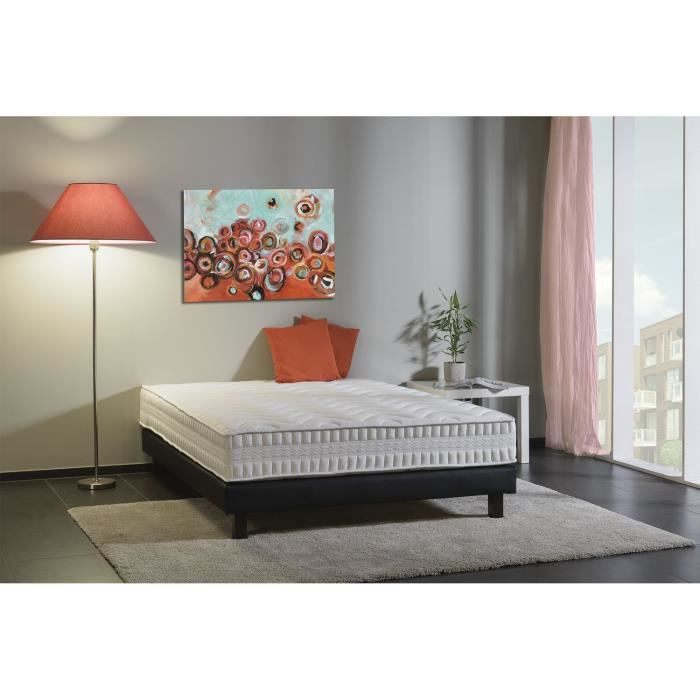 rubis matelas 160x200 cm ressorts equilibr 698. Black Bedroom Furniture Sets. Home Design Ideas
