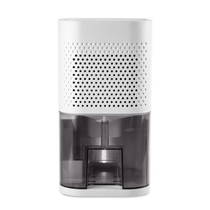 Déshumidificateur domestique d'une capacité de 850 ml, déshumidificateur silencieux pour chambre à coucher