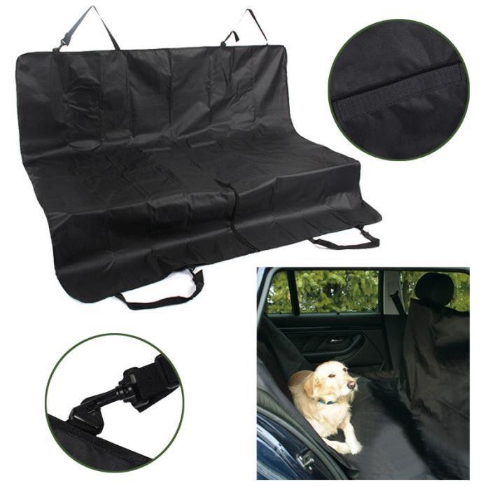 Tapis de protection imperméable housse couverture siège voiture pour chien chat animaux
