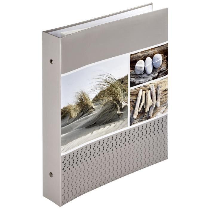 IMAGINE Album photo à pochettes Evasion - 400 photos - 11,5 x 15 cm