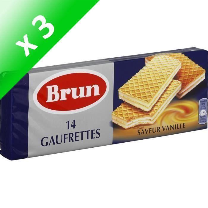 Petit Brun Extra (Lot de 3x 150 g)