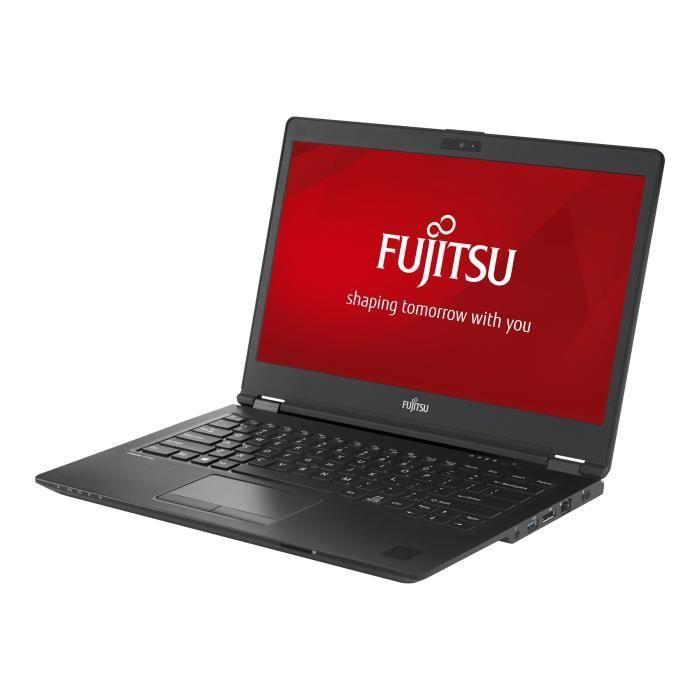 Fujitsu LIFEBOOK U748 Core i5 8250U - 1.6 GHz Win 10 Pro 64 bits 8 Go RAM 256 Go SSD SED, TCG Opal Encryption, EraseDisk 14-…