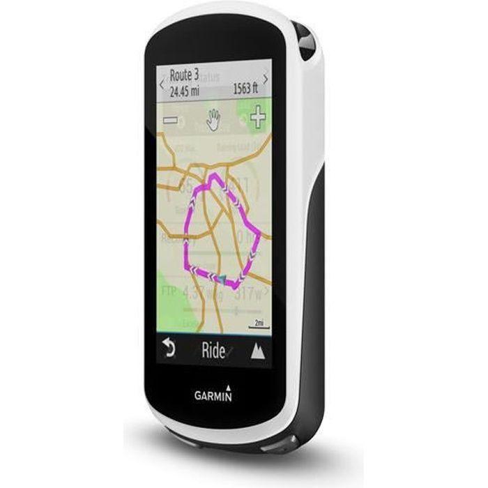 Garmin Edge 1030 compteur GPS de vélo haut de gamme