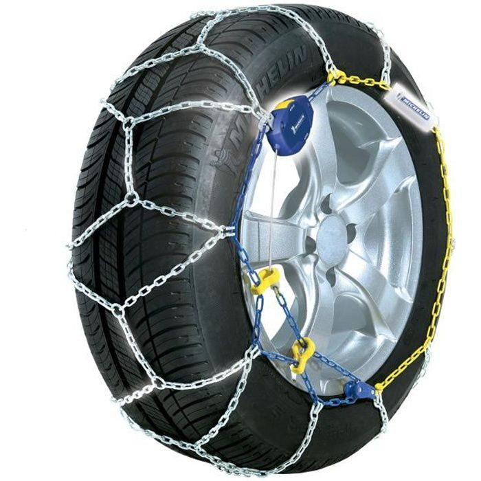 MICHELIN Chaines neige Extrem Grip® Automatic G60