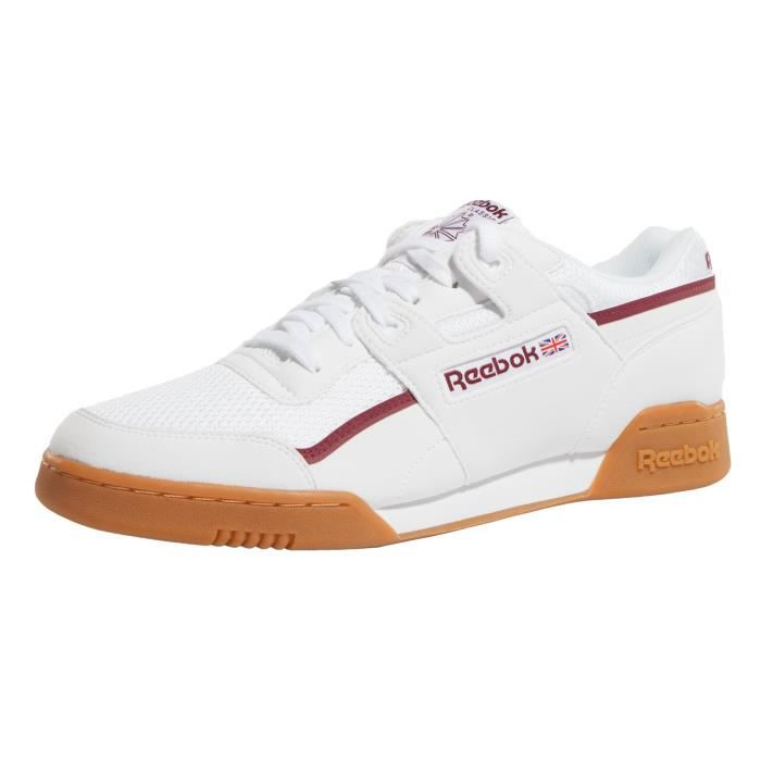 Reebok Homme Chaussures / Baskets Workout Plus MVS