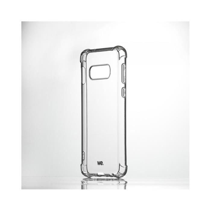 Accessoires smartphones - WE - Coque de protection Samsung S10E - WE COQANTCHOCS10E
