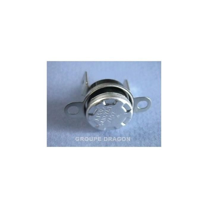 Thermostat securite 145° c pour micro ondes WHIRLPOOL 8359393 - 481228248292 AVM561 - BVMPièces
