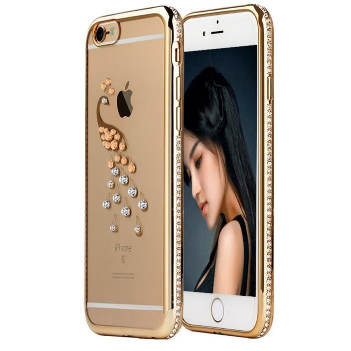 coque iphone 6 pare-chocs