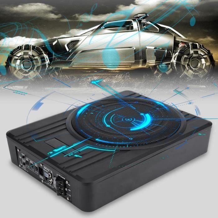 AMPLIFICATEUR AUTO 12v Son amplificateur de subwoofer de voiture- XYI