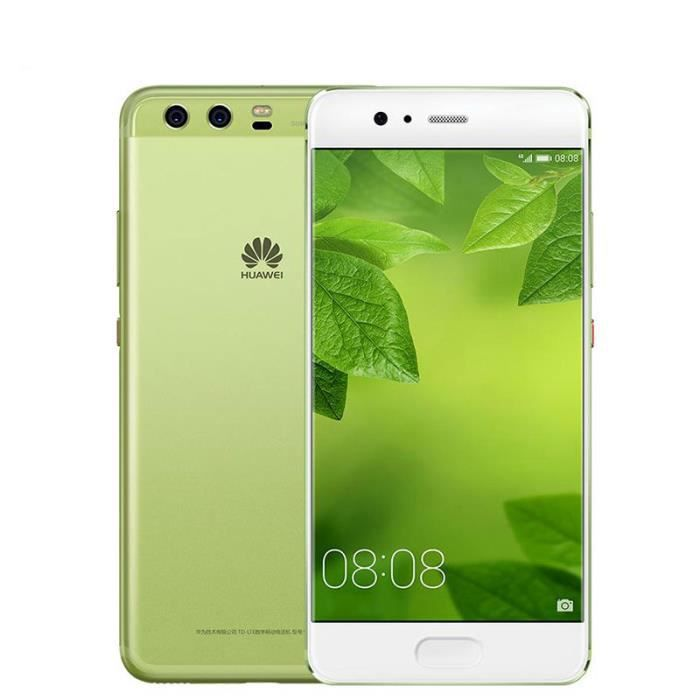 huawei p10 vert smartphone d bloqu 4 go ram 64 go rom. Black Bedroom Furniture Sets. Home Design Ideas
