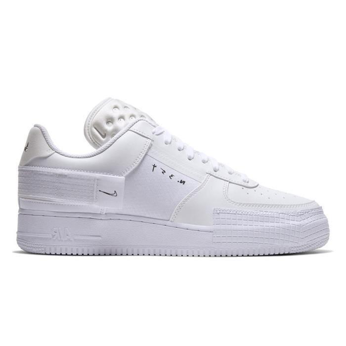 basket nike air force 1 low blanche homme af1