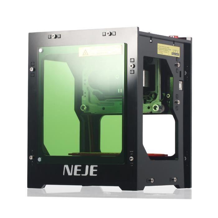 KIT GRAVURE NEJE DK-BL Micro Machine Laser Graver Gravure Impr