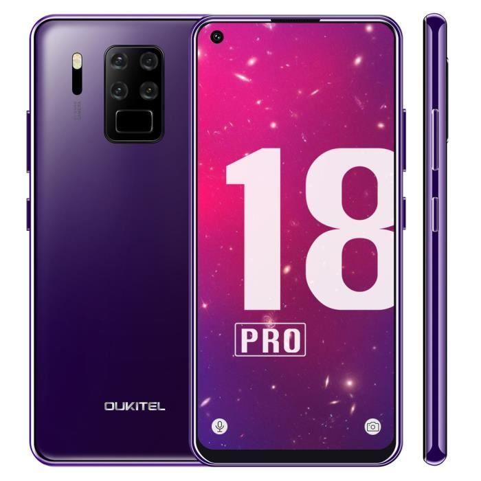 SMARTPHONE OUKITEL Smartphone 4G C16 Pro - 3Go RAM 32Go ROM -