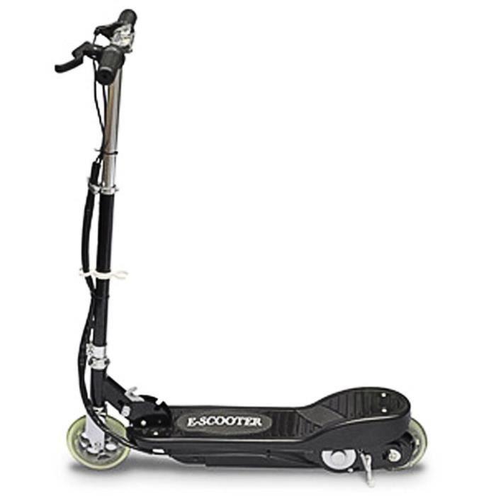 TROTTINETTE ELECTRIQUE Trottinette électrique Scooter 120 W Noir