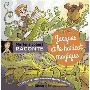 Livre 3-6 ANS Jacques et le haricot magique