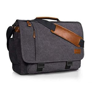 SACOCHE INFORMATIQUE Estarer Sac Ordinateur Portable 15.6